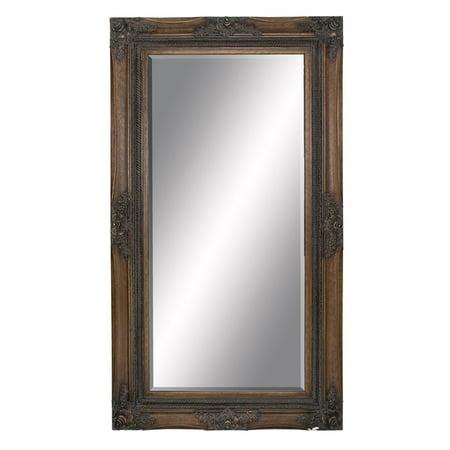 Cole & Grey Wood Framed Full Length Mirror - Walmart.com