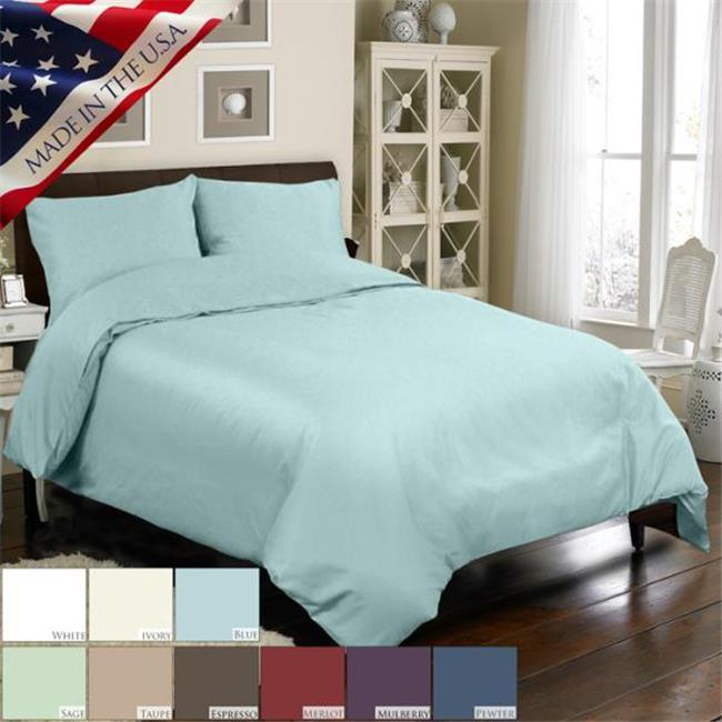 MINI DUVET SET 500TC 736425509360 MINI DUVET SET 500TC DUVET SET BLUE by MINI DUVET SET 500TC