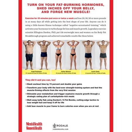 The Body Fat Breakthrough : Tap the Muscle-Building Power of Negative  Training and Lose Up to 30 Pounds in 30 days!