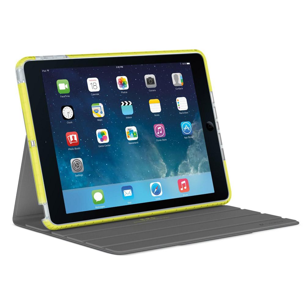 Logitech Big Bang Impact Protective Case for iPad Air, Super Flo