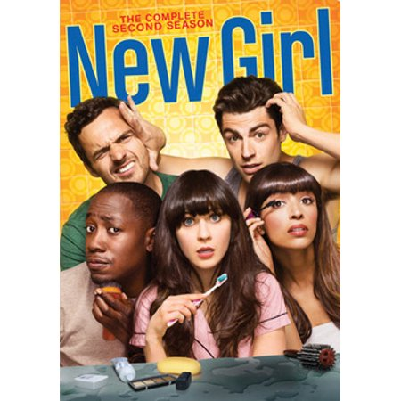New Girl: The Complete Second Season (DVD) (New Girl On Real Housewives Of New York)
