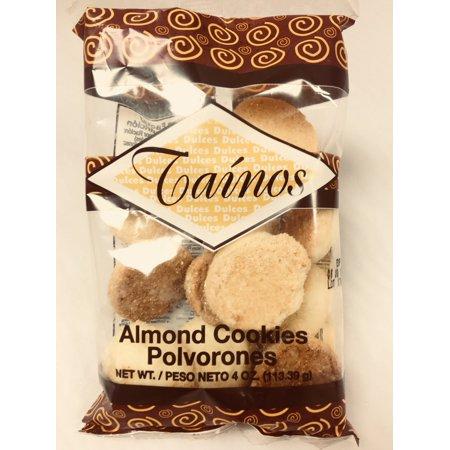 TAINOS Almond Cookies