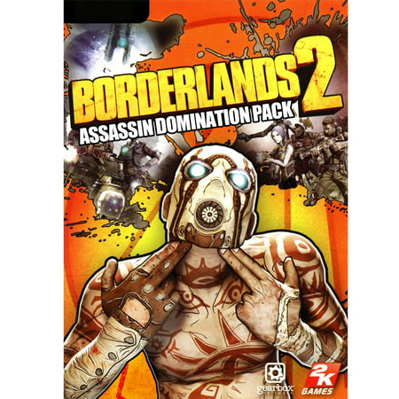 Borderlands 2: Assassin Domination Pack (Digital Download) (Borderlands 2 Halloween)