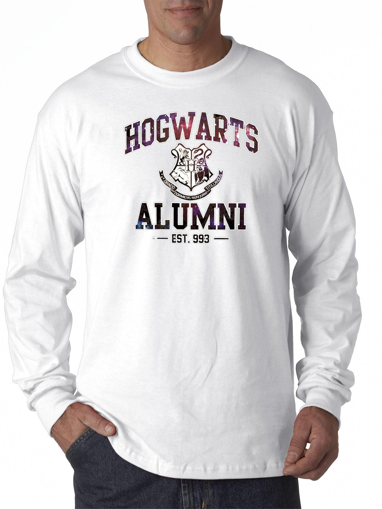 Hogwarts Alumni EST.993 Graphic Newborn Jumpsuit Baby Long Sleeve Romper Clothes