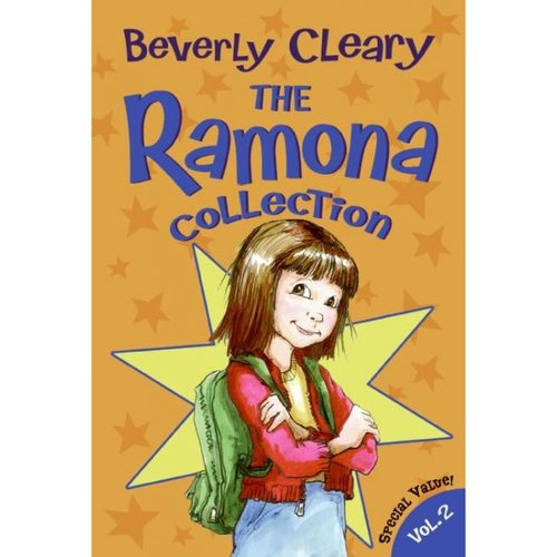 The Ramona Collection 2: Ramona and Her Mother; Ramona Quimby, Age 8; Ramona Forever; Ramona's World