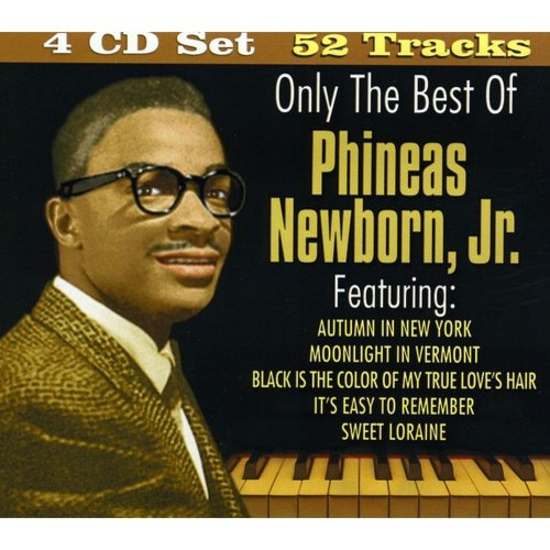 Only The Best Of Phineas Newborn (Box)