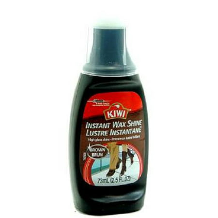 Product Of Kiwi, Liquid Shoe Polish Brown - Bottle, Count 1 - Household Accessories / Grab Varieties & Flavors