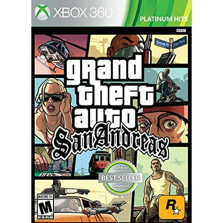 Cokem International Preown 360 Grand Theft Auto San Andr Rockstar