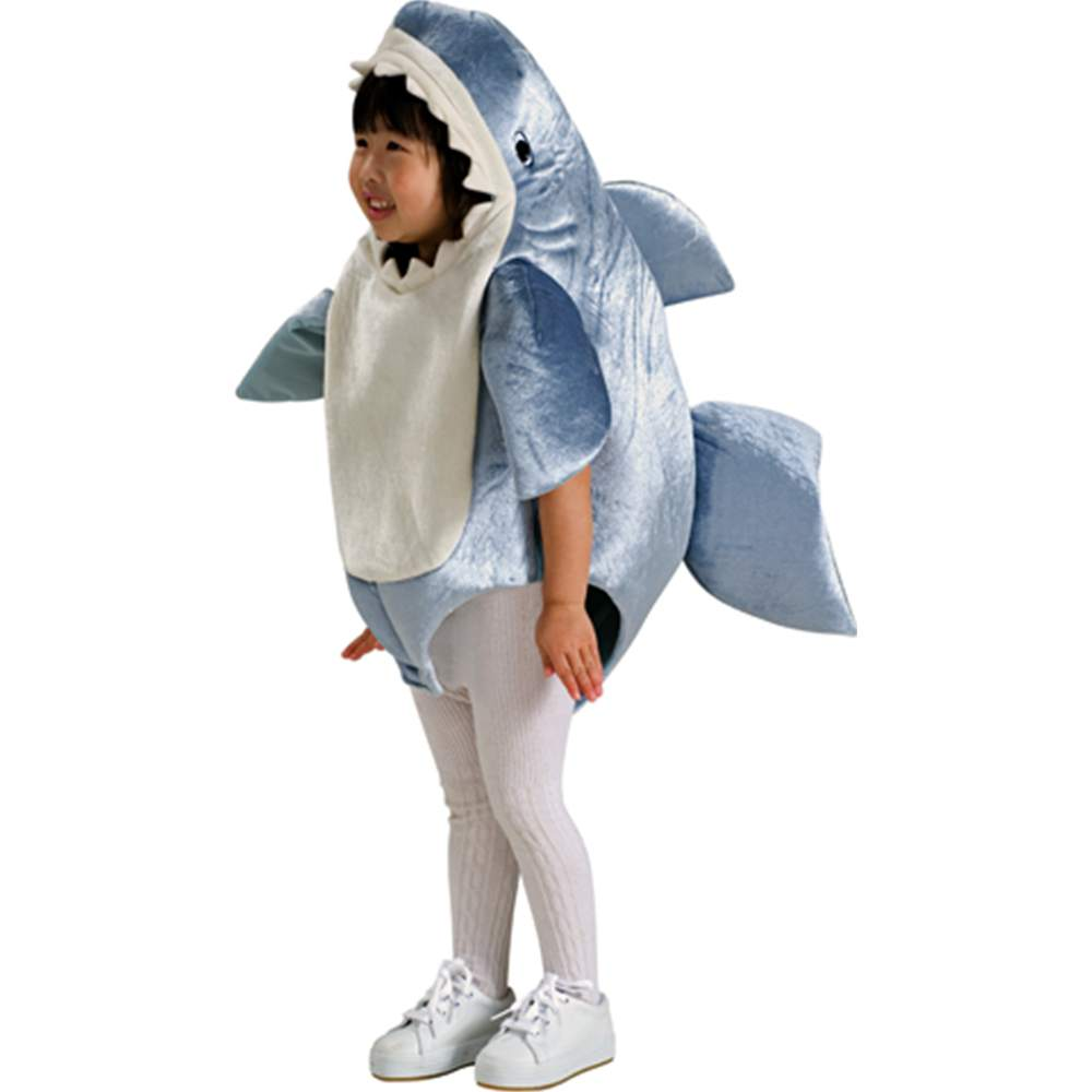 Shark Romper Baby Costume