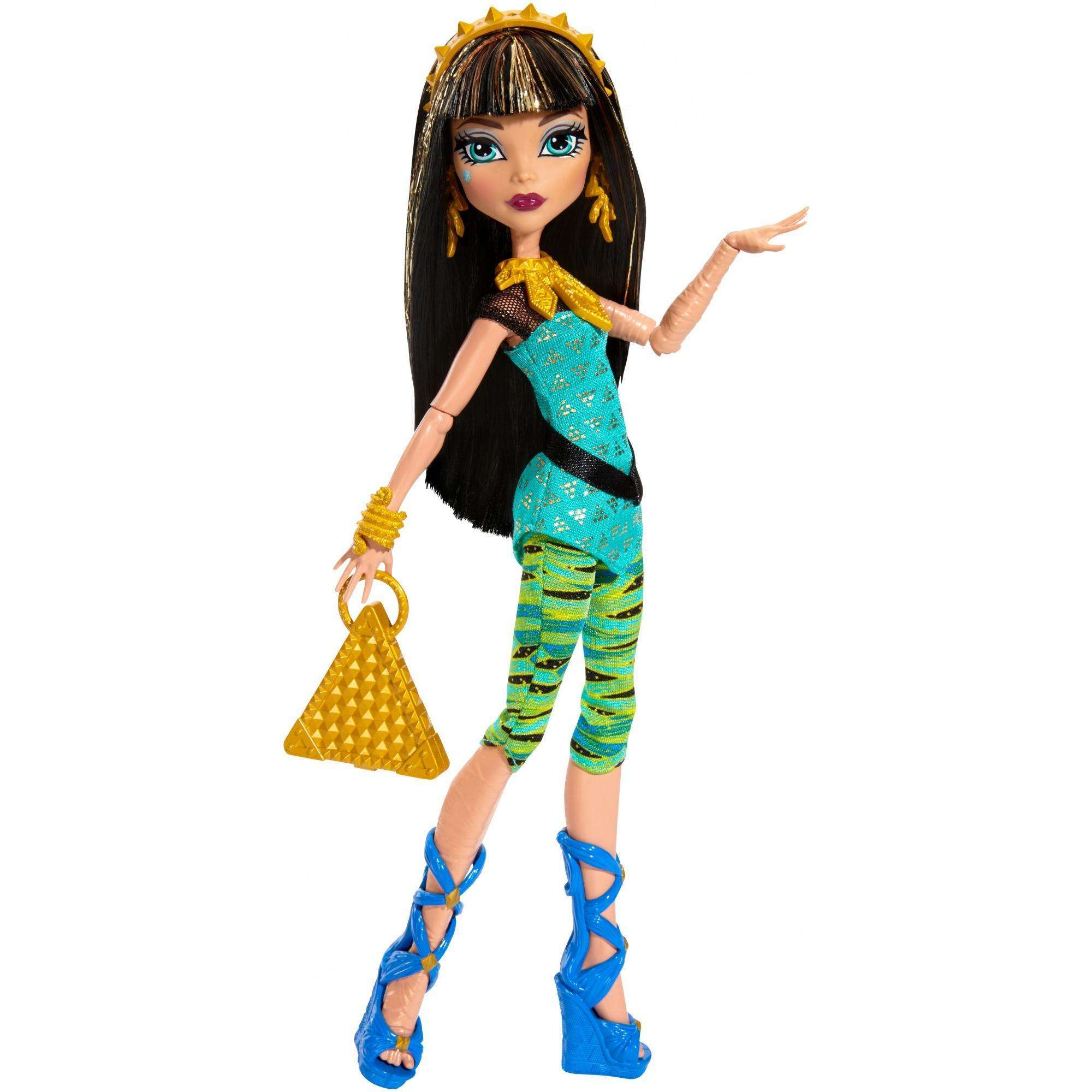 Monster High Signature Look Cleo De Nile Doll by MATTEL INC.