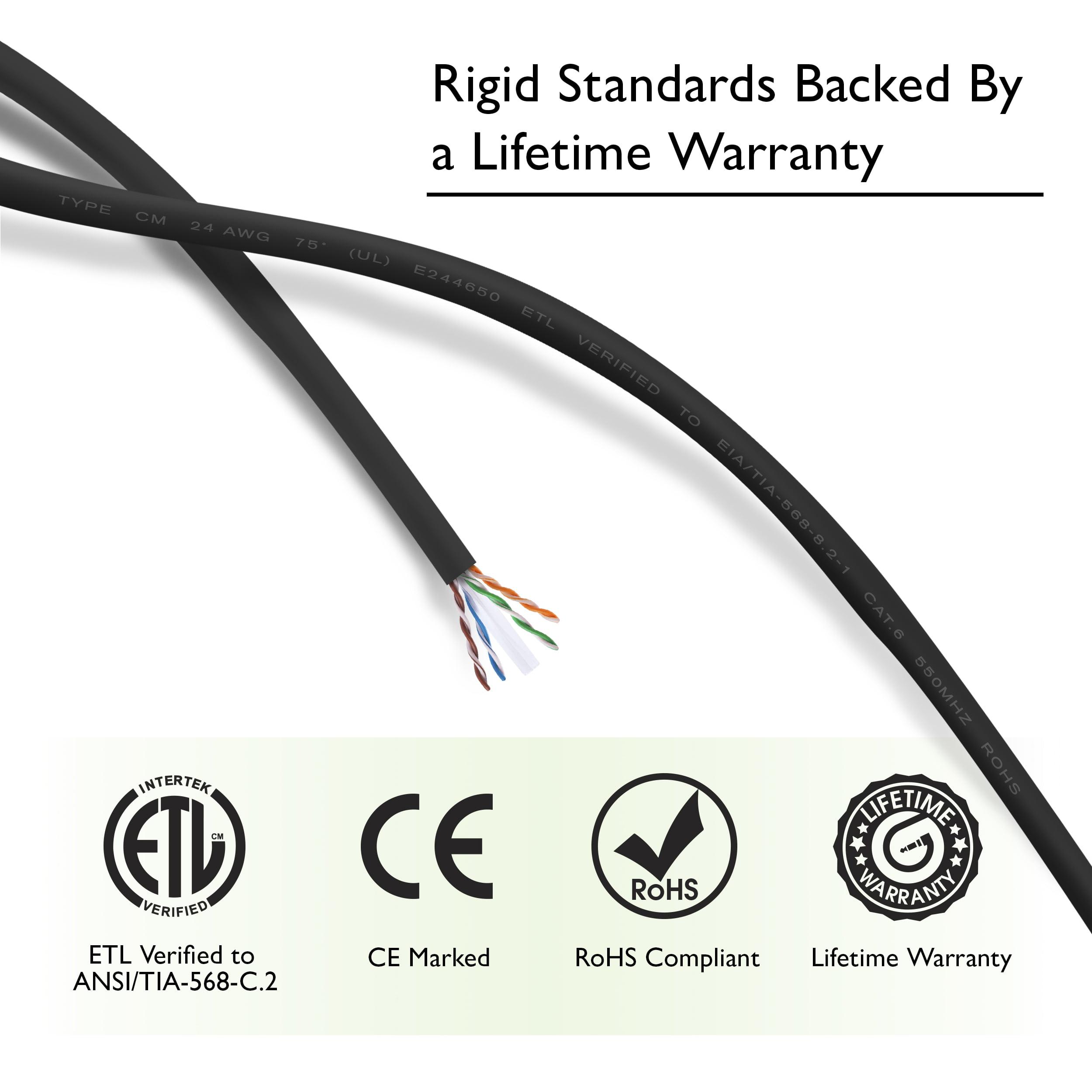 Cat 6 568c Cable Wiring Diagram Manual E Books Standard 5 All Diagramgearit 1000 Feet Bulk Cat6 Ethernet