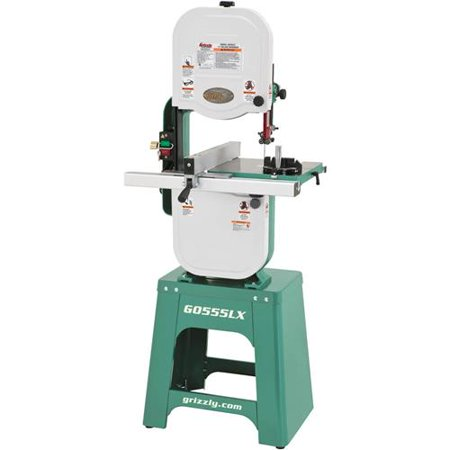 Band Saw Table (Grizzly G0555Lx 14-Inch Deluxe)