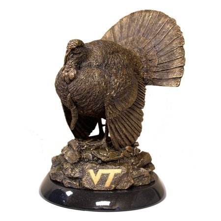 Wild Sports 8H in. Tim Wolfe College Mascot Sculpture - Pick Your Team (College Mascots Eagles)