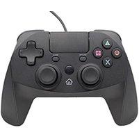Snakebyte Game Pad 4: Black for PlayStation 4