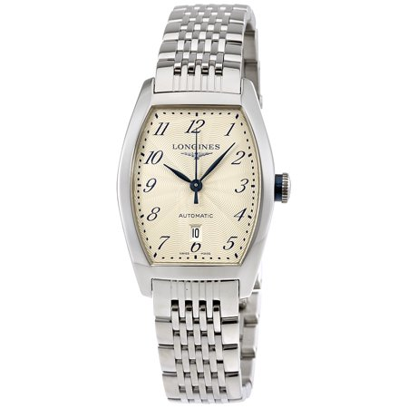 Longines Evidenza Automatic Silver Dial Ladies Watch L2 142 4 73 6