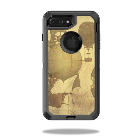 Skin Decal Wrap For Otterbox Defender Iphone 7 Plus Case Steam Punk Pap