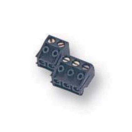 Imo Precision Controls Pcb Terminal Block Plug Interlocking 8 Pole 5Mm 2 Pack