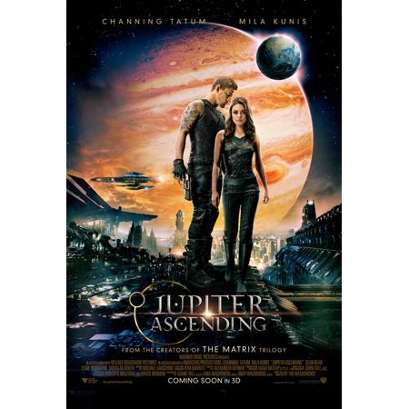 Jupiter Ascending (2014) 27x40 Movie Poster