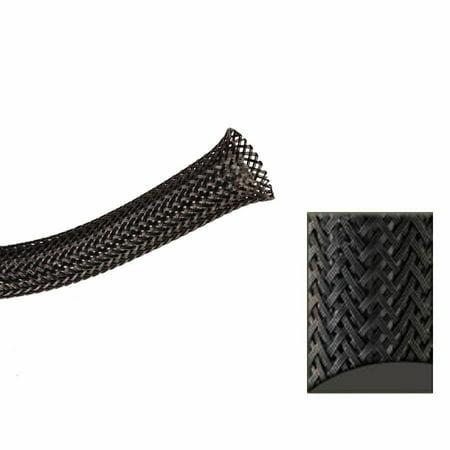Outstanding Keep It Clean Wiring Accessories 3 4 Black Ultra Wrap Wire Loom Wiring Cloud Mangdienstapotheekhoekschewaardnl