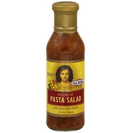 Walmart Credit Card Review >> Gia Russa Dressing For Pasta Salad, 12 O - Walmart.com