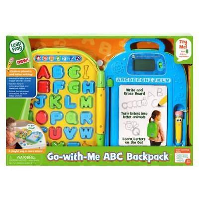 VTech Learning Letters Alphabet Bag