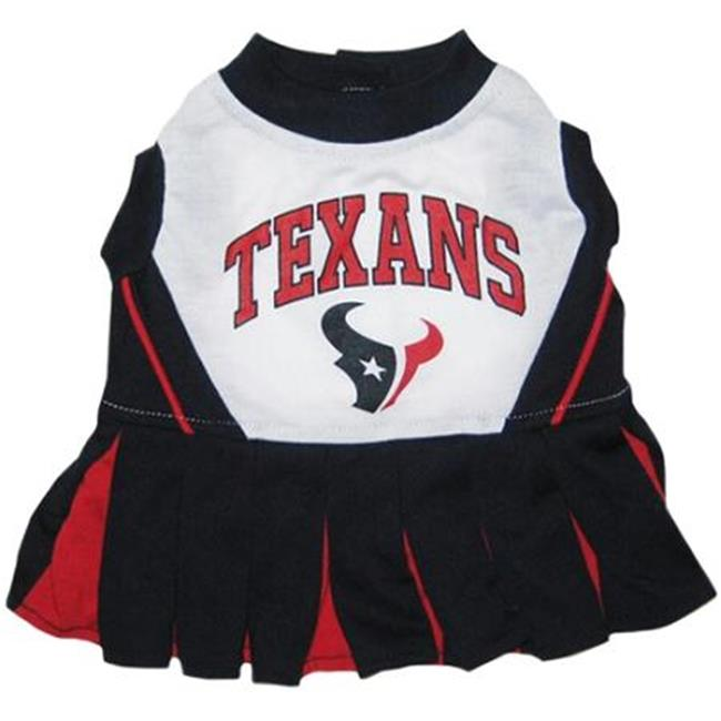 Mirage Pet Products 300-13 CH-SM Houston Texans Cheer Leading SM