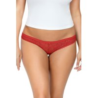 Women's Parfait PP402 So Glam Thong Panty