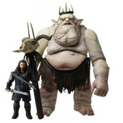 Goblin King & Thorin Oakenshield Action Figure 2-Pack The Hobbit