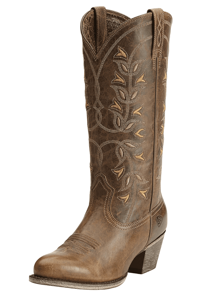 "Ariat 10014100 Desert Holly 13"" Pull On Cowboy Boot by Ariat Women's"