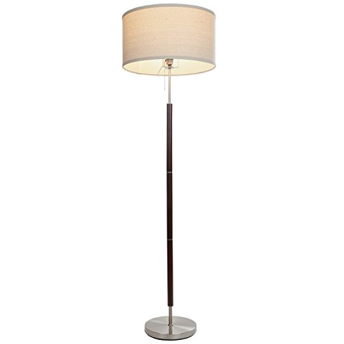 Led Mid Century Modern Floor Lamp