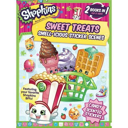 Shopkins Sweet Treats/Cheeky Chocolate (Sticker and Activity - Activity Book