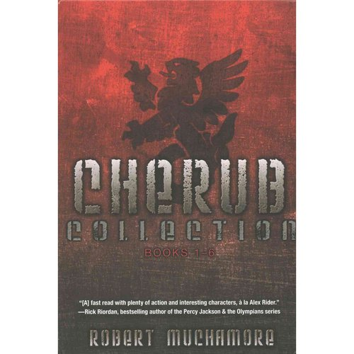 Maximum security cherub review