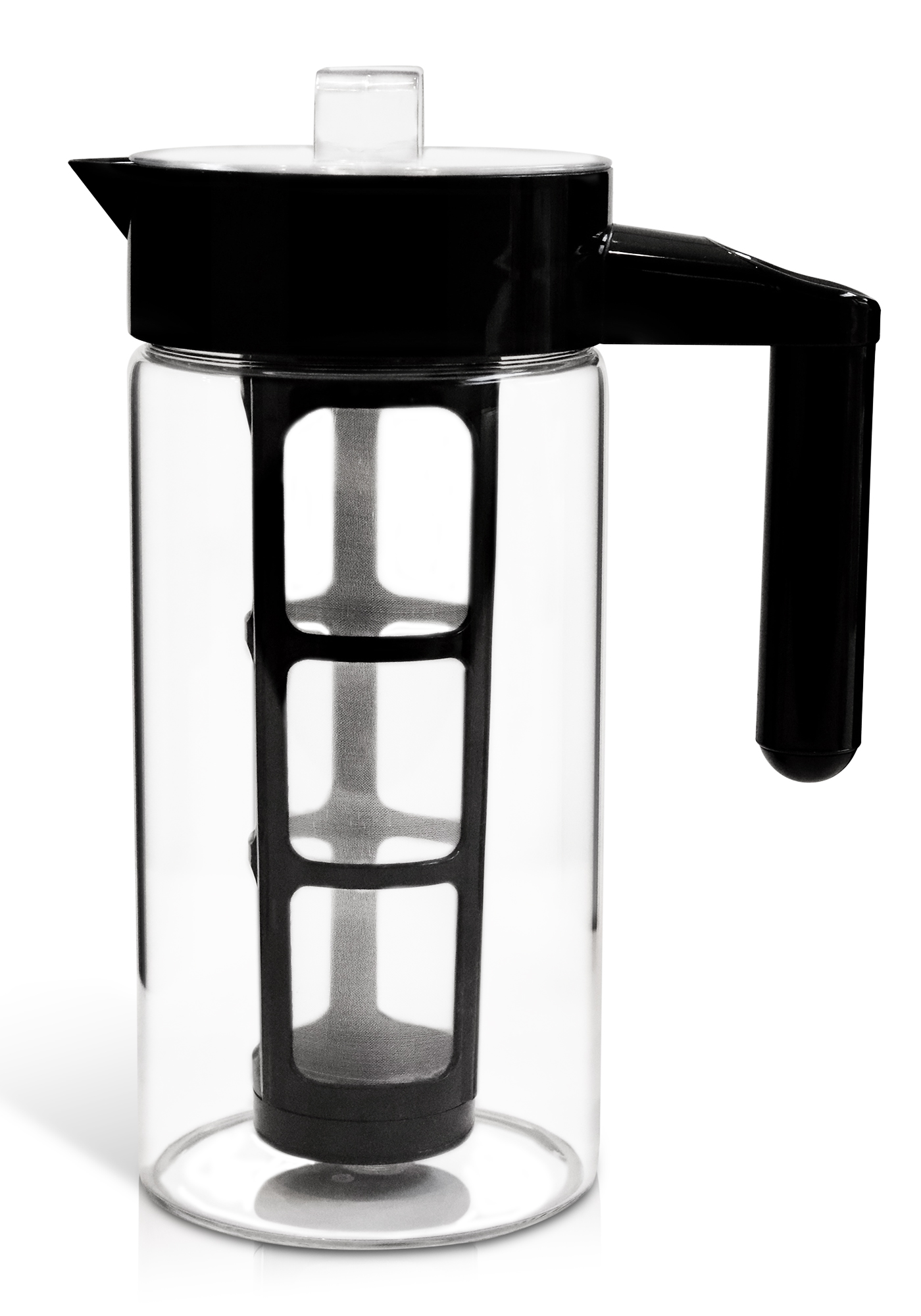 2.liter 67oz. Komax Cold Brew Coffee Maker Large ... Tritan Pitcher Bpa Free