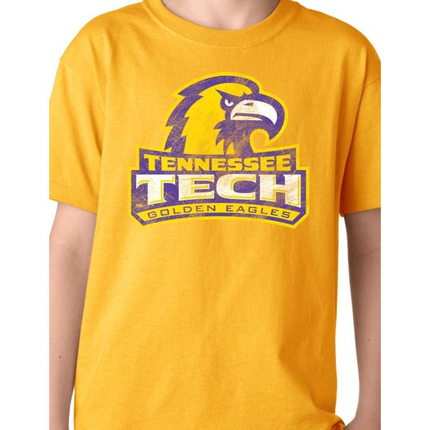 NCAA Tennessee Tech Golden Eagles T-Shirt V2