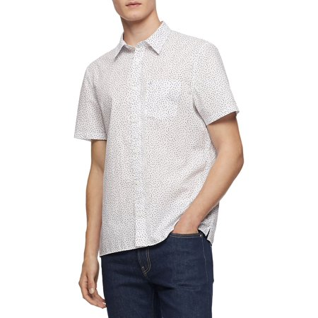 Mini Dot Short-Sleeve Shirt