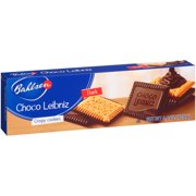 Bahlsen Choco Leibniz Dark Cookies 4.4 oz. Box