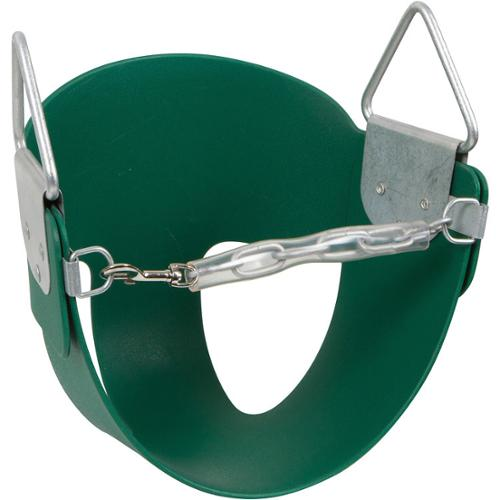 Swing Set Stuff Half Buck Swing Seat Green