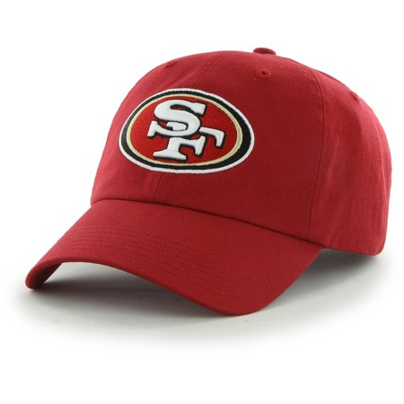 NFL San Francisco 49ers Clean Up Cap / Hat by Fan Favorite