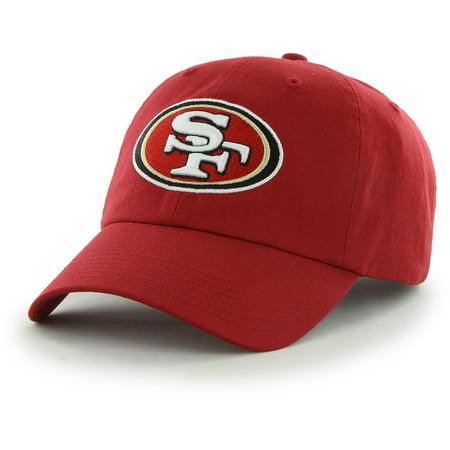 NFL San Francisco 49ers Clean Up Cap / Hat - Fan Favorite