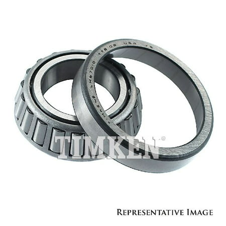 OE Replacement for 1964-1966 GMC G1000 Series Front Inner Wheel Bearing and Race Set