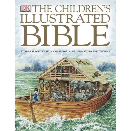 The Children's Illustrated Bible - Good Children's Halloween Stories