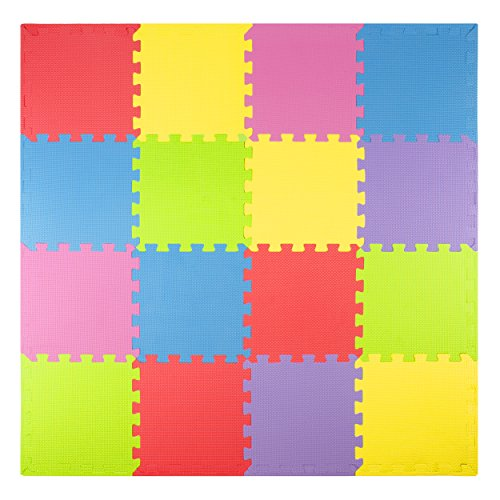 Kids Puzzle Playmat Tiles