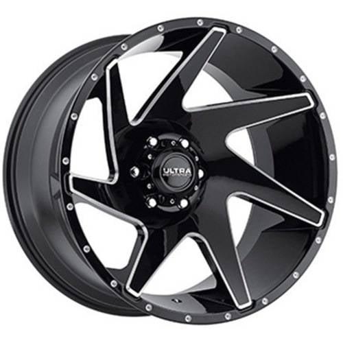 Ultra 206BM Vortex Wheel 20X9