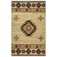 Rizzy Home Southwest SU2007 Rug - (2 Foot 6 Inch x 8 Foot)