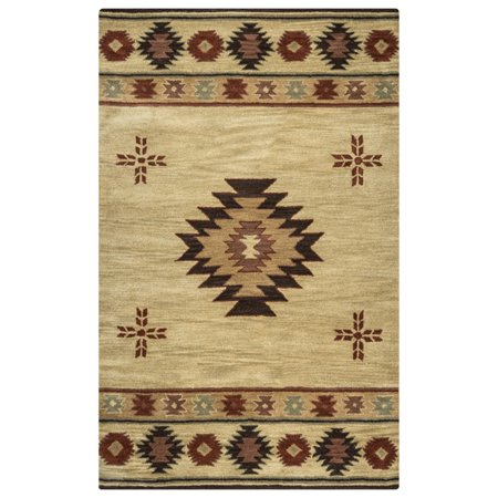 Rizzy Home Southwest SU2007 Rug - (9 Foot x 12 Foot) ()