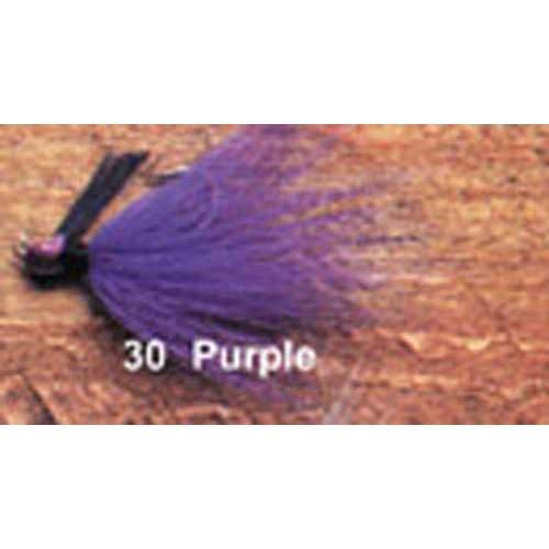 Click here to buy Arkie 1 4 Bucktail 6 cd Purple.