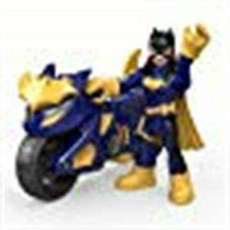 DC Super Friends Batgirl and (Best Fisher-price Friend Promises)