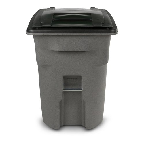 Toter 2 Wheel 96 Gallon Trash Can