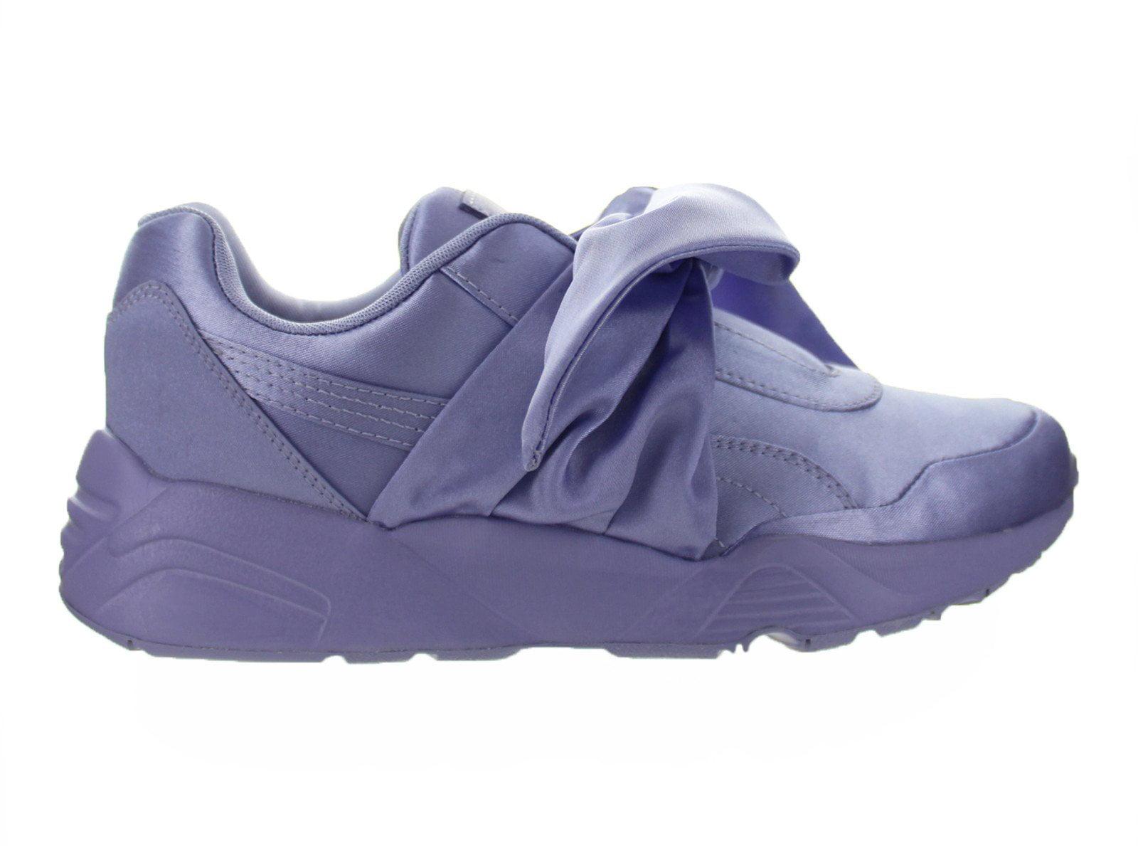 PUMA Womens Puma x Fenty By Rihanna Bow Sneaker Sweet Lavender Lilac Purple