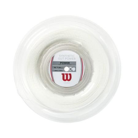 Wilson Synthetic Gut Power 660-Feet Reel